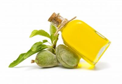 huile vegetale massage bebe